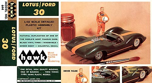 Scale Model Cars - www Lotus30 com