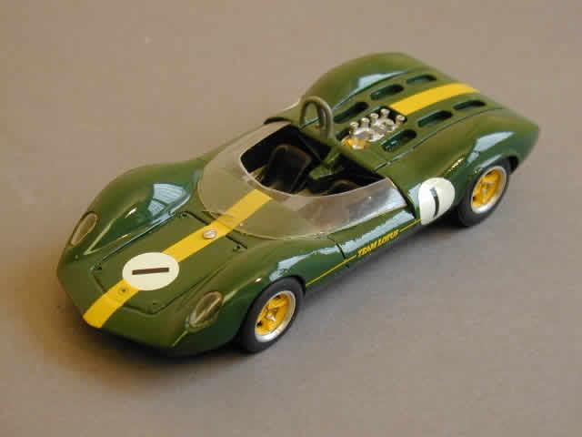 Scale Model Cars - www Lotus30 com