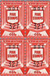 Pink Stamps Trading Coupons